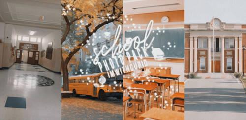 school photo pack by imwithcupidwattpad