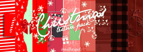 Christmas texture pack by imwithcupidwattpad