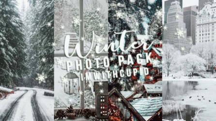 Winter Photo Pack by imwithcupidwattpad