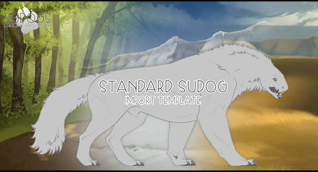 Sudog Official Import: Standard Breed by C0ZR10N