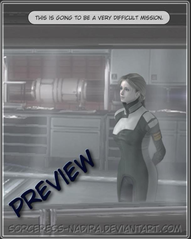 Biomedic's Log - entry 1 by Sorceress-Nadira