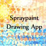 Spraypaint: Drawing Flash App