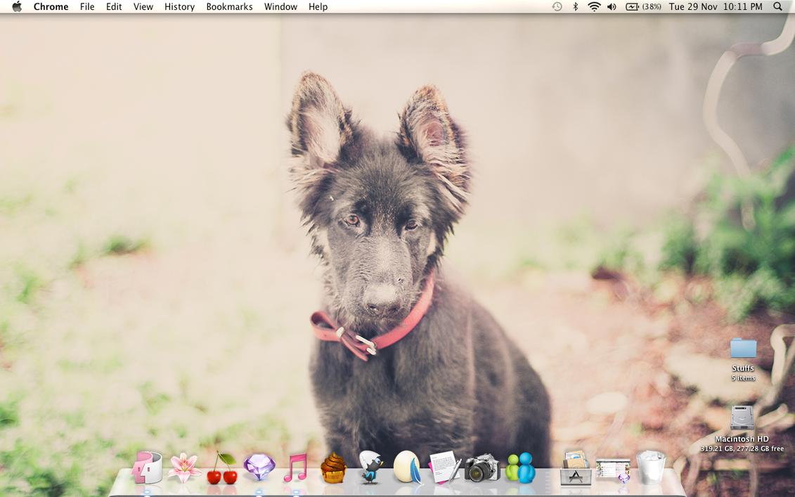New Desktop by Lady-Tori