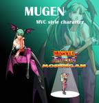 Morrigan MvC