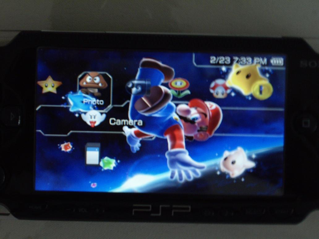 Super Mario Theme by P-com