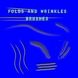 folds wrinkles by misterphillips