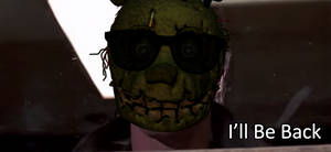 Springtrap will be back