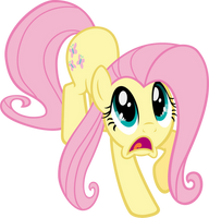 Doe-Eyed Fluttershy (animated) by MoongazePonies