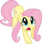 Doe-Eyed Fluttershy (animated)