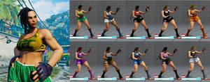 SF5 MMA Laura Mod