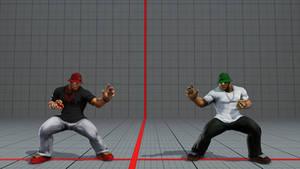 Ryu Bboy Revised