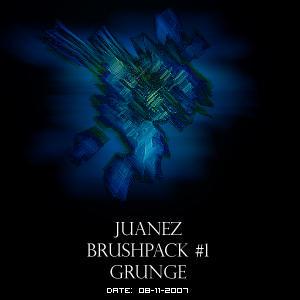 Juanez Grunge-Brushes 1 by juanez