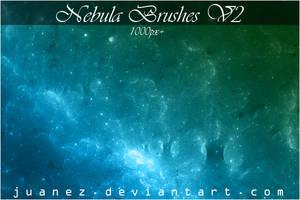 Nebula Brushes V2 by juanez