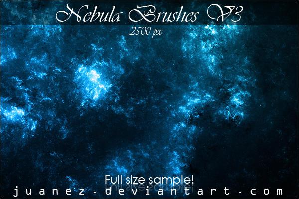 Nebula Brushes V3 by juanez