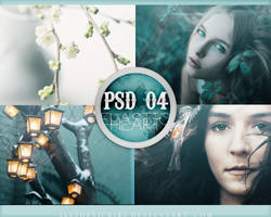 PSD 04 Elastic Heart by infidelibus