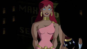 Shank,-Wonder-Woman--vs-Giganta