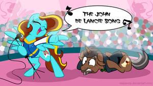 The John de Lancie Song