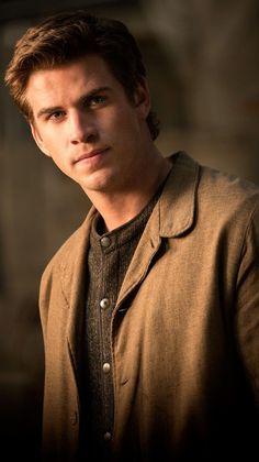Hunger Games Gale X Reader