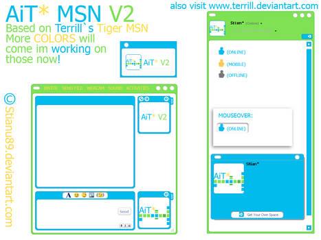 AiT Messenger v2.modern.blue