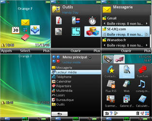 Vista Theme for UIQ3