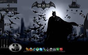 Batman for rainmeter