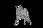 Free Horse Base/Lineart