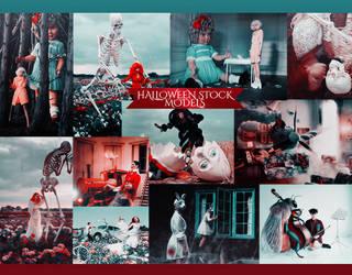 Halloween Stock Model Pack by RavenHeart1989