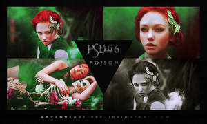 Psd coloring #6-Poison by RavenHeart1989