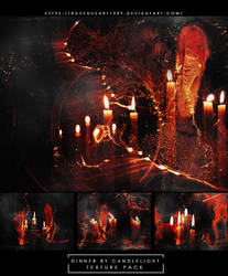 Dinner by candlelight texture pack by RavenHeart1989
