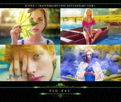 Psd coloring #43-Summer lover
