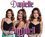Danielle Campbell PNG