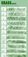 Grass Bruses Pack1 CS4
