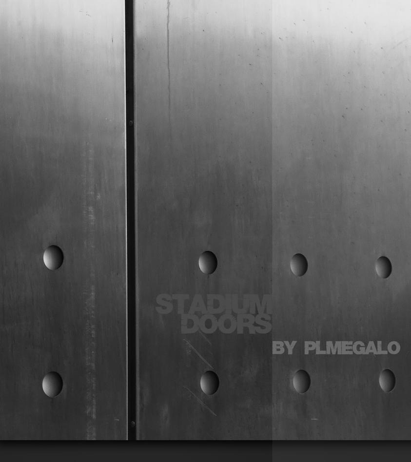 Stadium Doors by Pierre-Lagarde