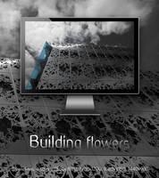 Building flowers by Pierre-Lagarde