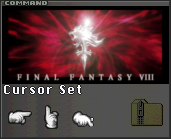 Final Fantasy VIII - Cursors by UltimeciaFFB
