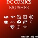 DC Comics Brushes