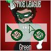 Justice League Cursor - Green by UltimeciaFFB