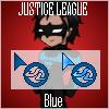 Justice League Cursor - Blue by UltimeciaFFB