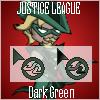 Justice League Cursor- D.Green by UltimeciaFFB