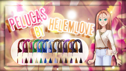Pelucas By Helemlove 03 | Bathory de Eldarya by Helemlove