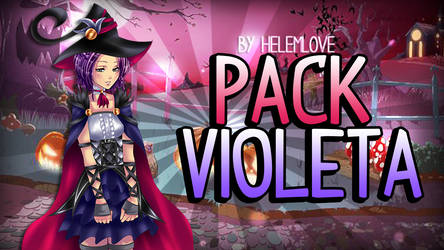 Pack Violeta CDM | Comission by Helemlove
