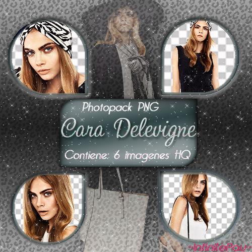 *Photopack PNG* #Cara Delevigne