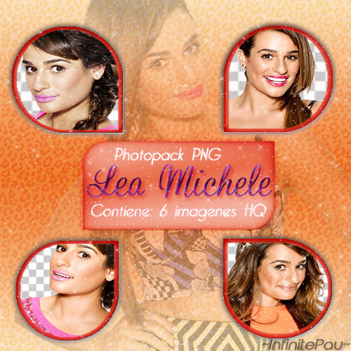 *Photopack PNG* #LeaMichele