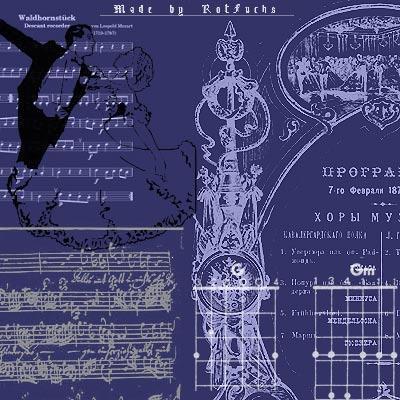 Music brushes by RotFuchs