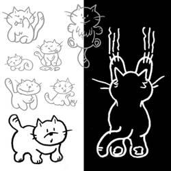 Kitty Brushes