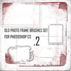 Old Photo Frame Brushes 2