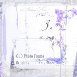 Old Photo Frame Brushes 3