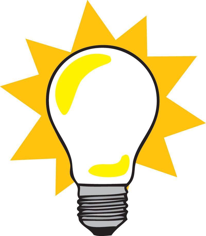 Lightbulb by Trixyrogue
