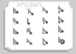 Frozen by skupers