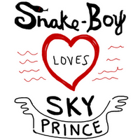 Snake-Boy Loves Sky Prince Chapter 2 by joeymanley